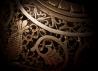Detail of Brass Artifact (Photograph by Autumn E. Monsees)