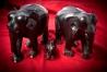 Elephant Figures  (Photograph by Autumn E. Monsees)